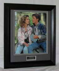 "A280CW CLAUDIA WELLS - ""BACK TO THE FUTURE"" SIGNED"